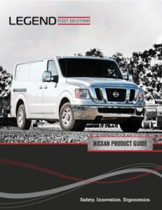 Catalogue plancher de fourgon NISSAN