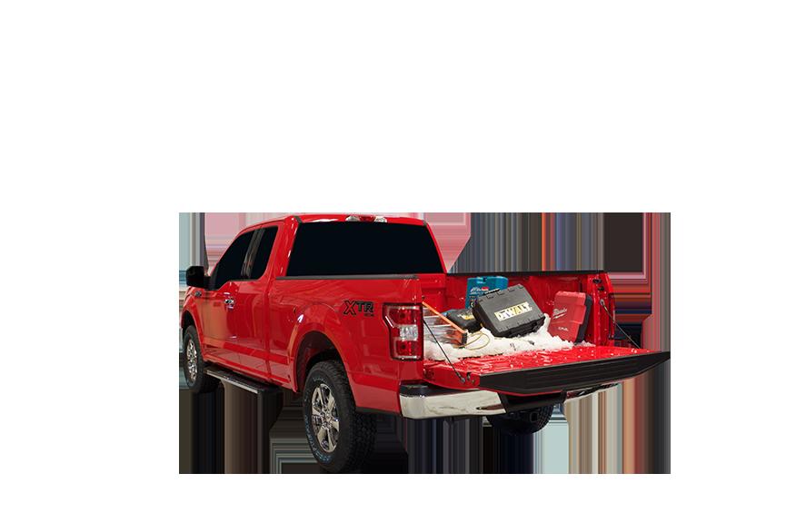 bo tes tiroirs accessoires pour camion am nagement de. Black Bedroom Furniture Sets. Home Design Ideas