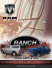 Boite de camion Ranch pour RAM