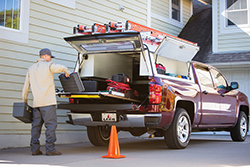 Boite Camion Commercial Leer DCC